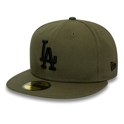 Los Angeles Dodgers Essential Green 59FIFTY Cap