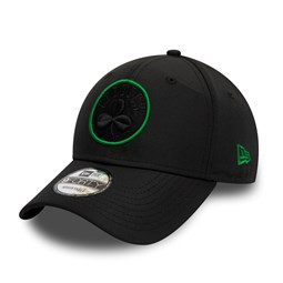 Boston Celtics Colour Pop Black 9FORTY Cap