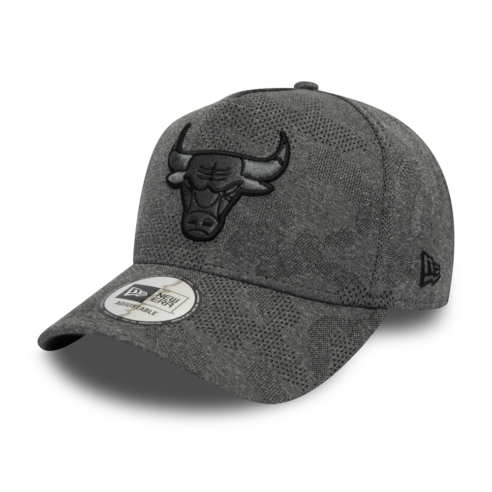 Chicago Bulls Engineered Plus Grey Trucker