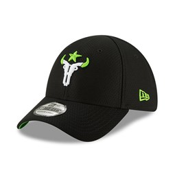 Houston Outlaws Overwatch League Black 39THIRTY Cap