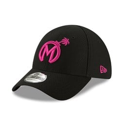 Florida Mayhem Overwatch League Black 39THIRTY Cap