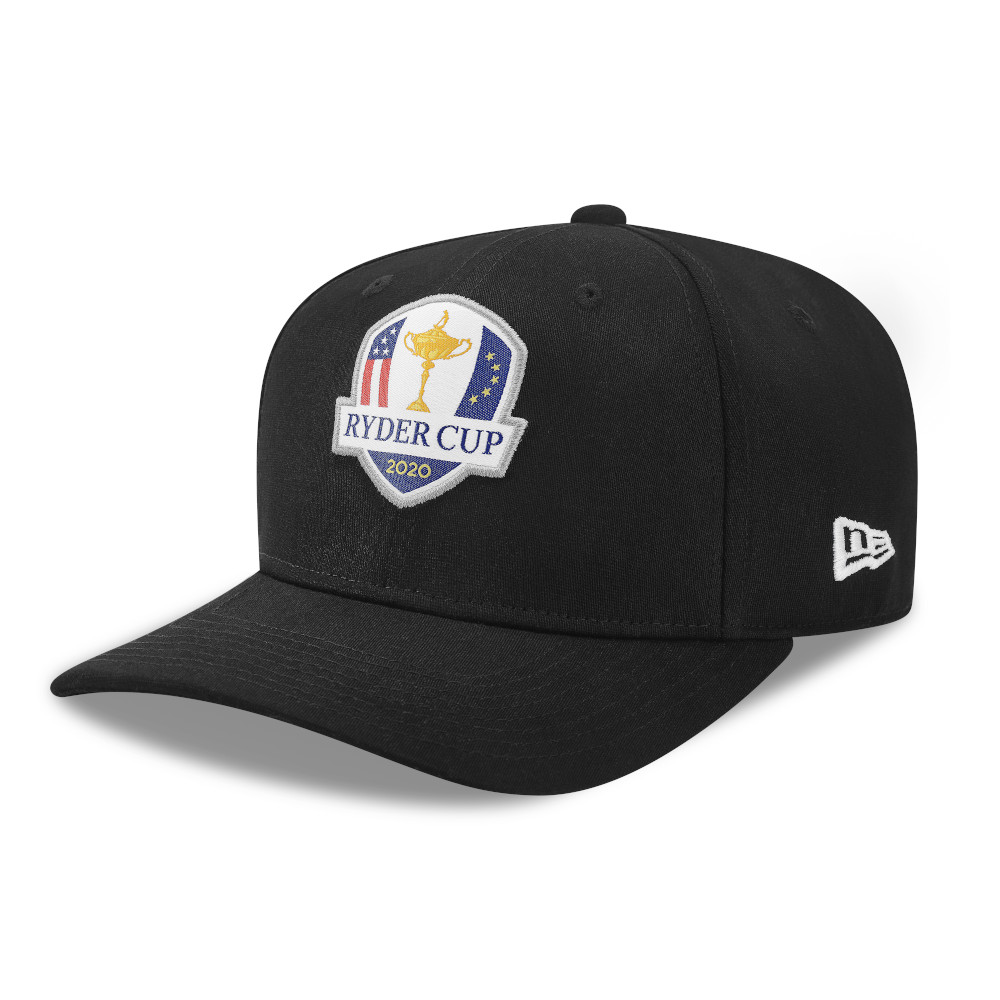 PGA Ryder Cup 2020 Black Stretch Snap 9FIFTY Cap