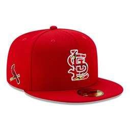 St. Louis Cardinals Red Batting Practice 59FIFTY Cap