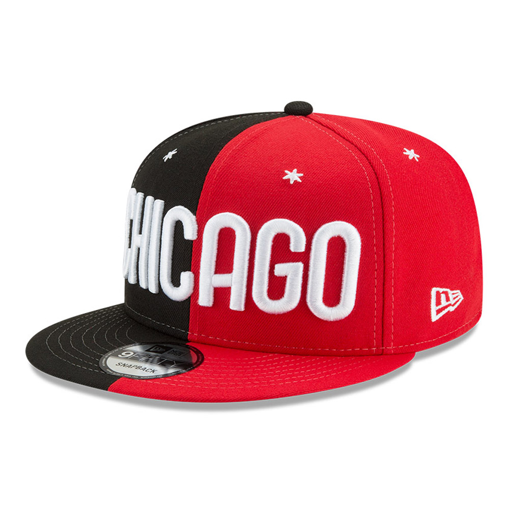 Chicago Bulls Black All Star 9FIFTY Cap