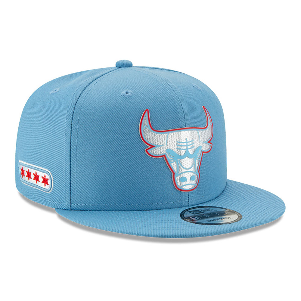 Chicago Bulls Pastel Blue All Star 9FIFTY Cap