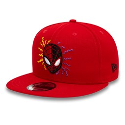 Spiderman and Miles Power Couple Red 9FIFTY Cap