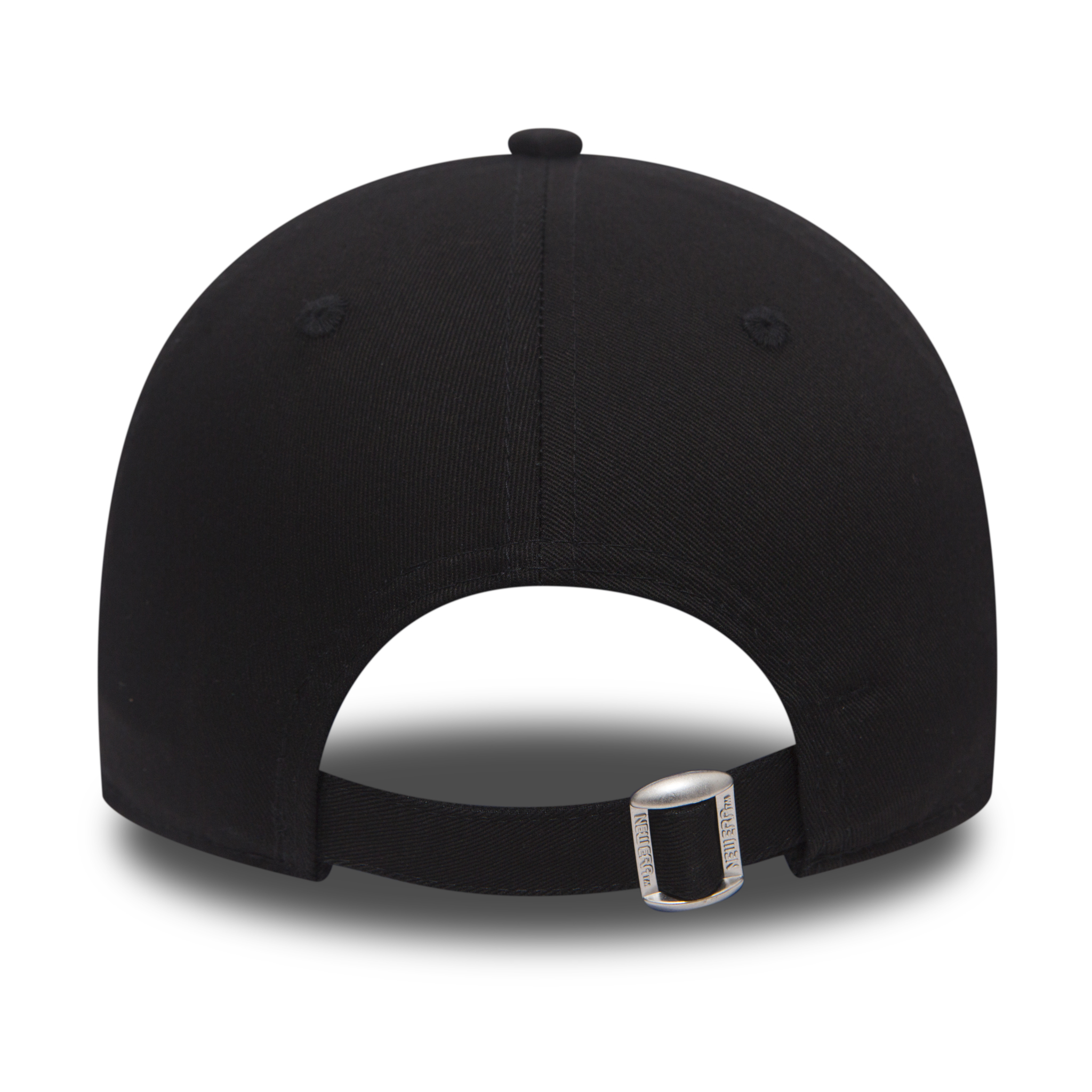 NY Yankees Essential Black on Black 9FORTY  686715ea188