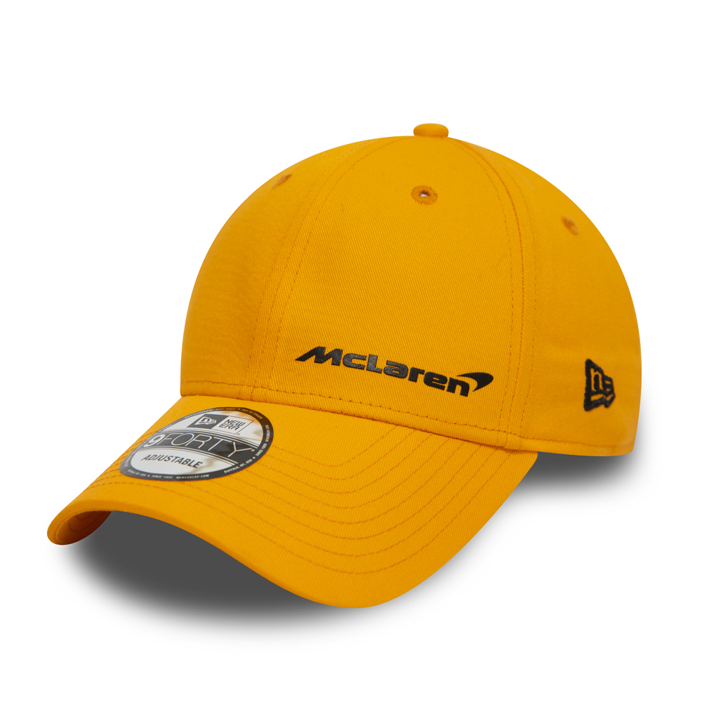 McLaren Essential Orange 9FORTY Cap