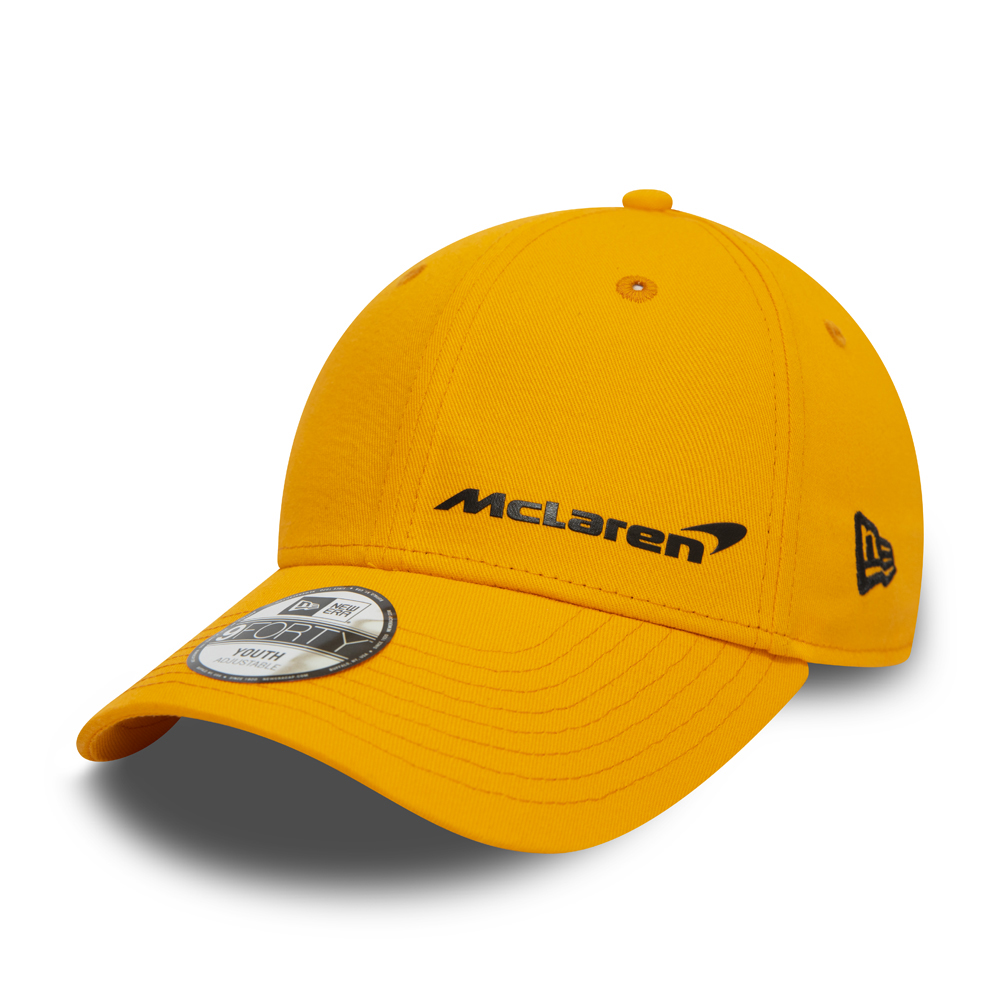McLaren Essential Orange Kids 9FORTY Cap