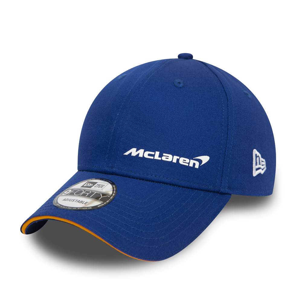 McLaren Essential Blue 9FORTY Cap