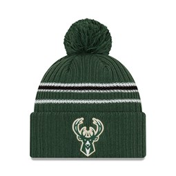Milwaukee Bucks Back Half Green Knit
