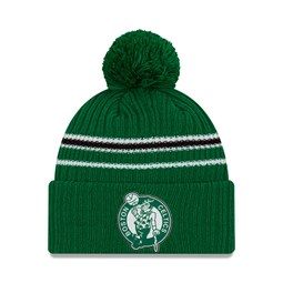 Boston Celtics Back Half Green Knit
