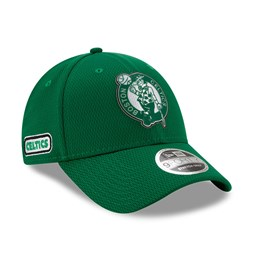 Boston Celtics Back Half Green Stretch Snap 9FORTY Cap