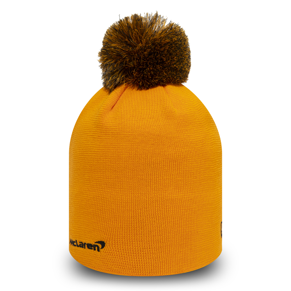 McLaren Orange Multi Bobble Knit