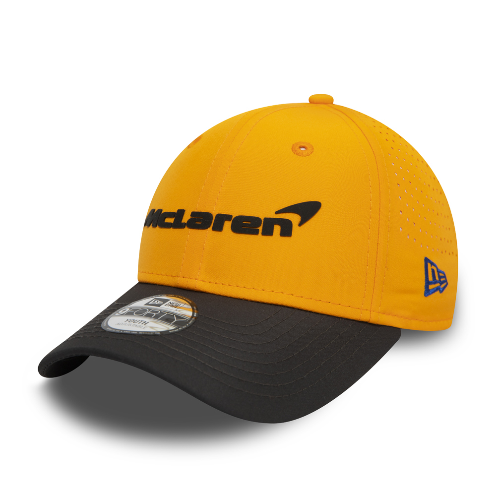 McLaren Carlos Sainz Orange 9FORTY Cap