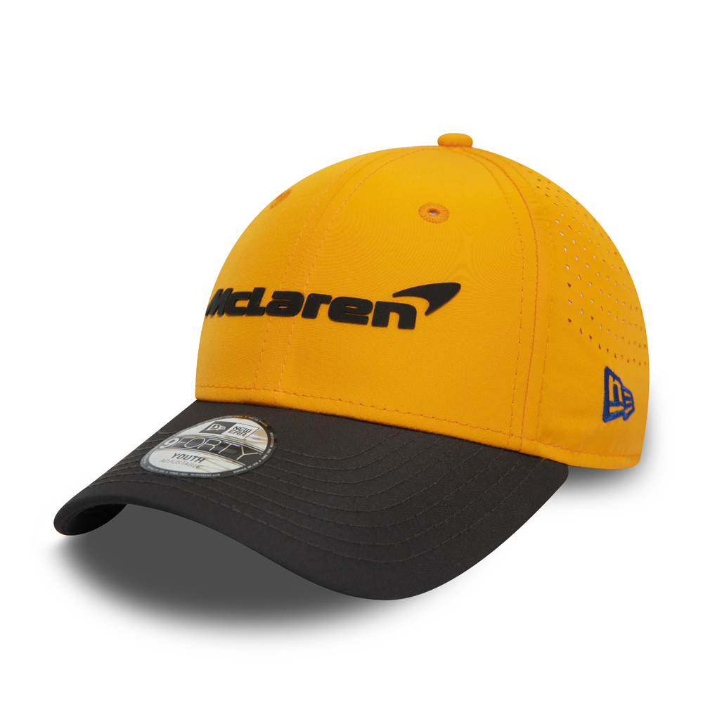McLaren Lando Norris Orange Kids 9FORTY Cap