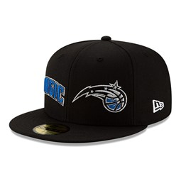 Orlando Magic 100 Year Black 59FIFTY Cap