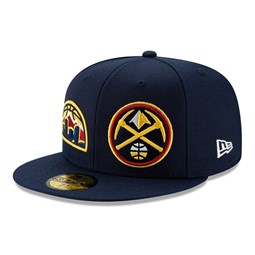 Denver Nuggets 100 Year Blue 59FIFTY Cap