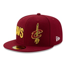 Cleveland Cavaliers 100 Year Red 59FIFTY Cap