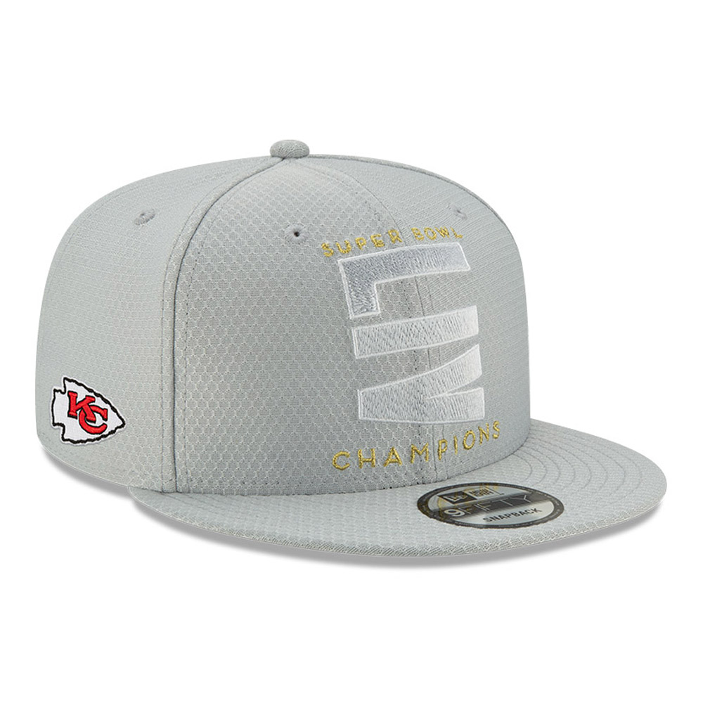 Kansas City Chiefs Super Bowl Parade 2020 9FIFTY Cap