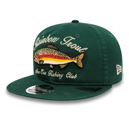 New Era Fishing Club Green 9FIFTY Cap