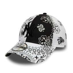 New York Yankees Paisley Black 9FORTY Cap