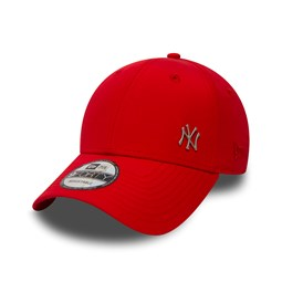 New York Yankees Mini Metal Red 9FORTY Cap