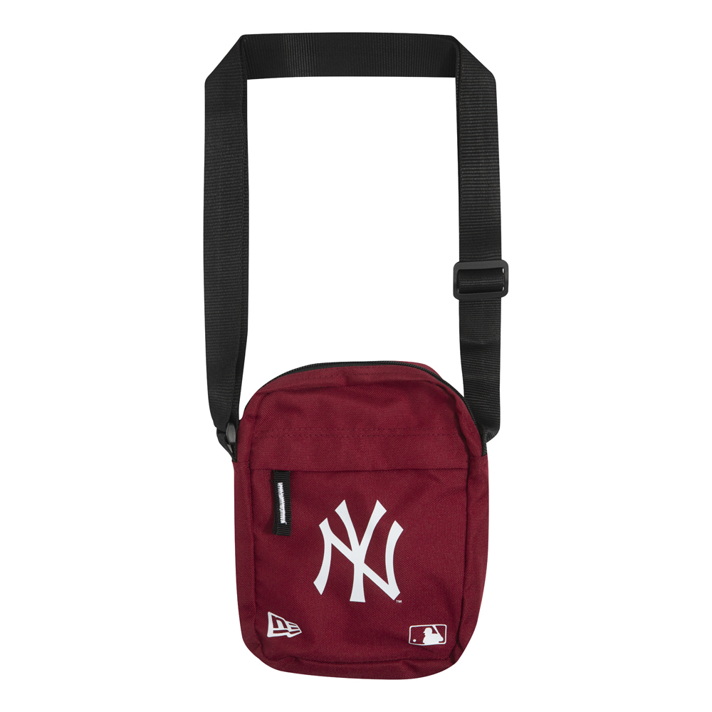 New York Yankees Red Side Bag