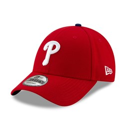 Philadelphia Phillies League Red 9FORTY Cap