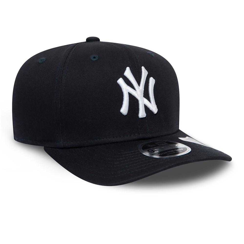 New York Yankees navy New Era 9Fifty Stretch Snapback Cap