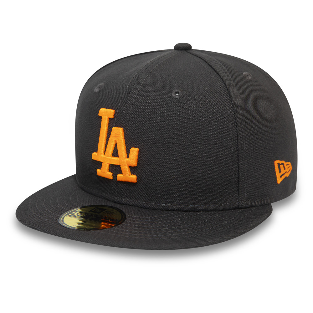 Los Angeles Dodgers Essential Graphite 59FIFTY Cap