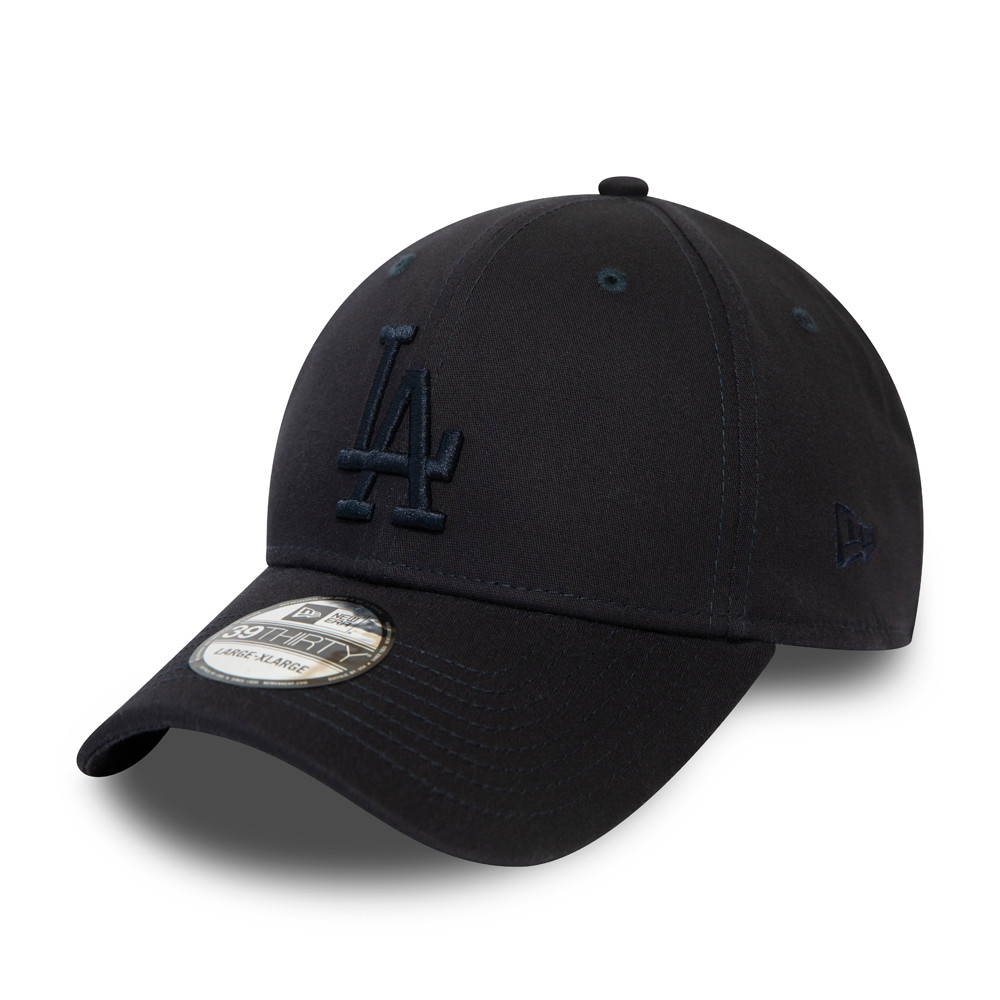 Los Angeles Dodgers Essential Navy 39THIRTY Cap
