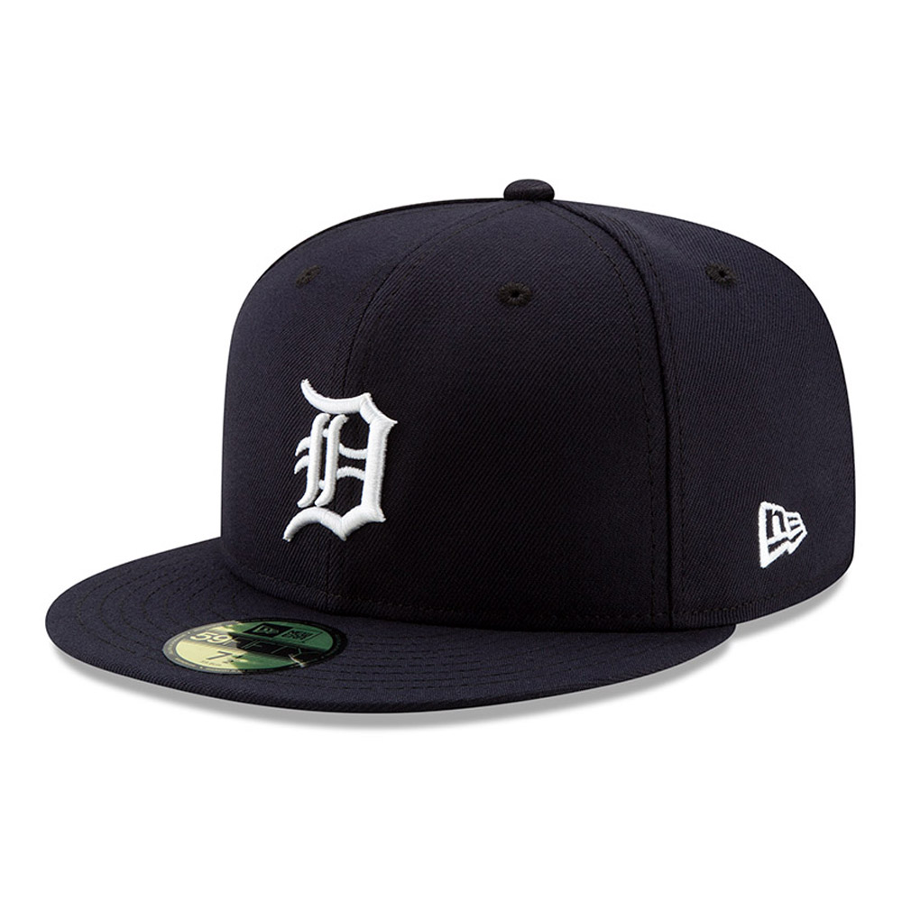 Detroit Tigers Authentic On Field Home Navy 59FIFTY Cap