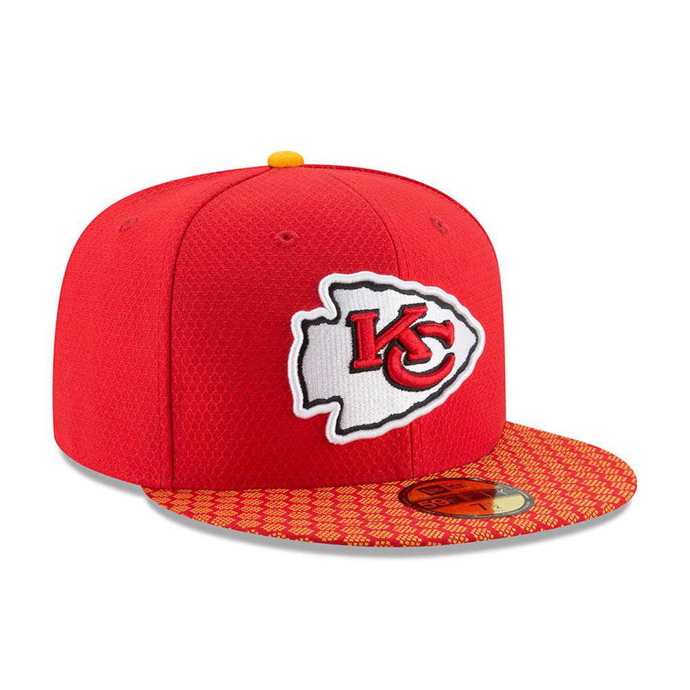 477607b45b1c9 ... Kansas City Chiefs 2017 Sideline Red 59FIFTY